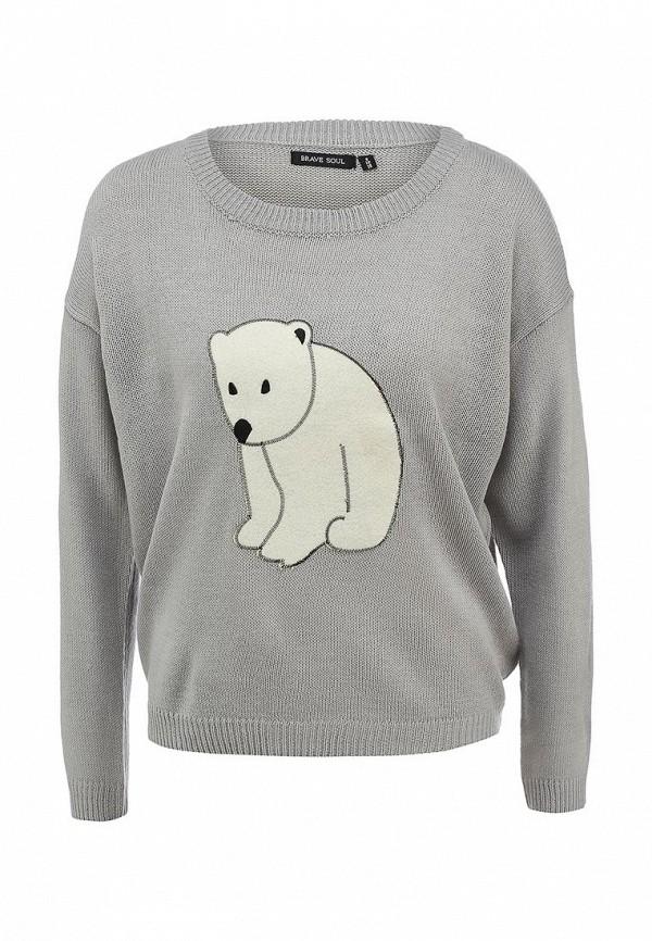 Пуловер Brave Soul LK-162HOLIDAY: изображение 4