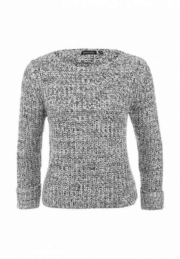 Пуловер Brave Soul LK-230MILKYWAY