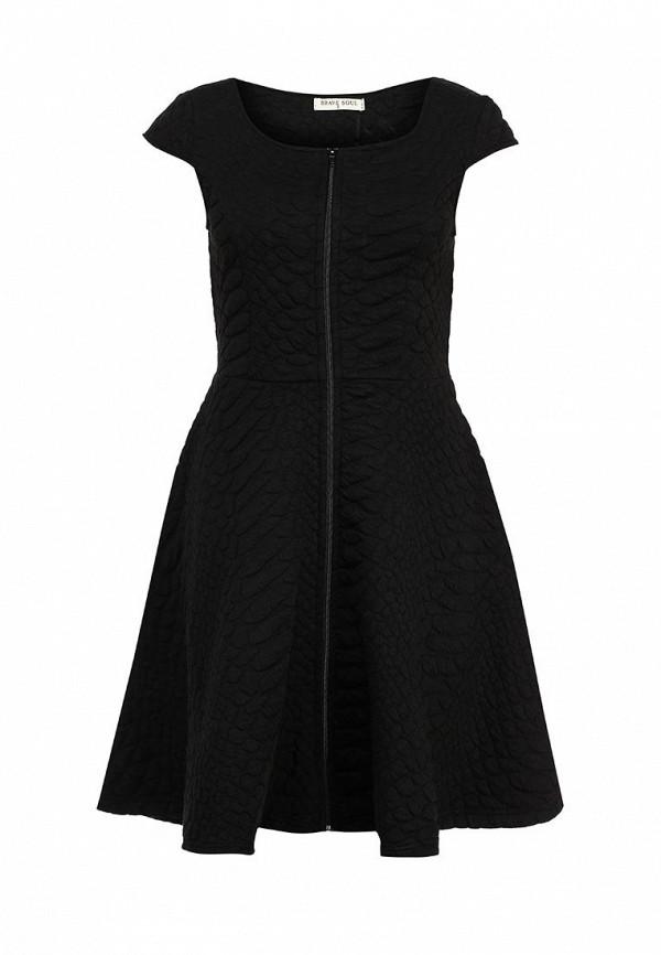 Платье-миди Brave Soul LDRJ-225BECCA: изображение 2