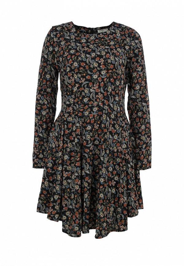 Платье-миди Brave Soul LDRW-225DAHLIA: изображение 1