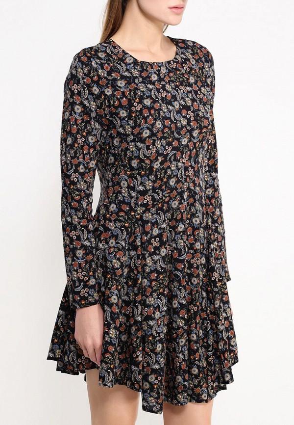 Платье-миди Brave Soul LDRW-225DAHLIA: изображение 3