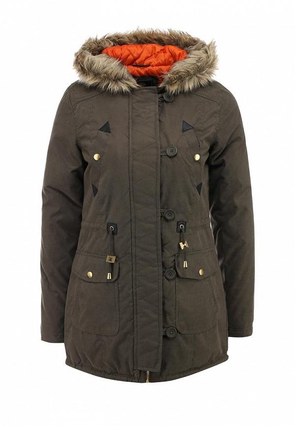 Утепленная куртка Brave Soul LJK-CLAUDIAPKB: изображение 1