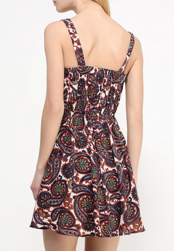 Платье-мини Brave Soul LDRW-225ZAC: изображение 9