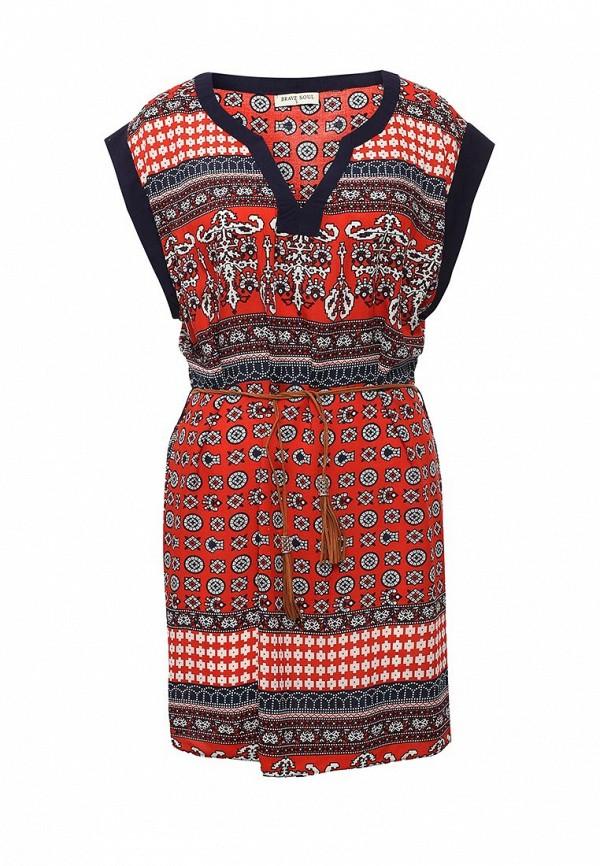 Платье-мини Brave Soul LDRW-225DOLLAS: изображение 1