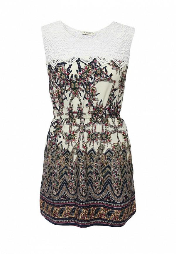Летнее платье Brave Soul LDRW-225KORI: изображение 1