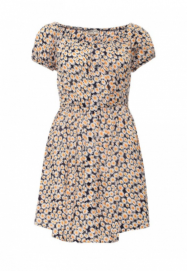 Платье-мини Brave Soul LDRW-117PIPER: изображение 2