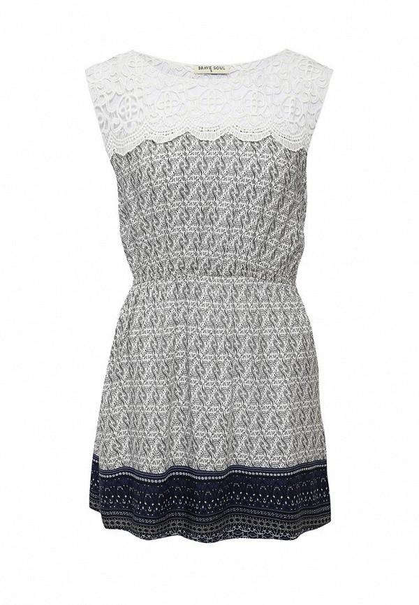 Платье-мини Brave Soul LDRW-225JOJO: изображение 1