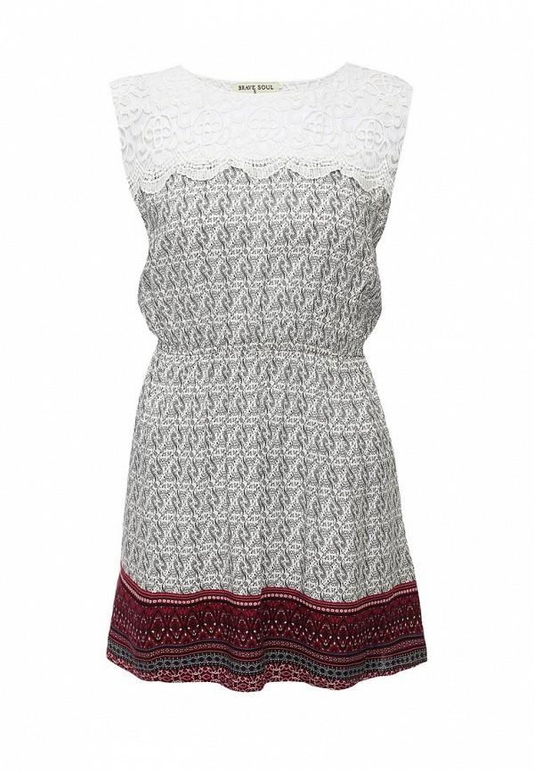 Платье-мини Brave Soul LDRW-225JOJO: изображение 6