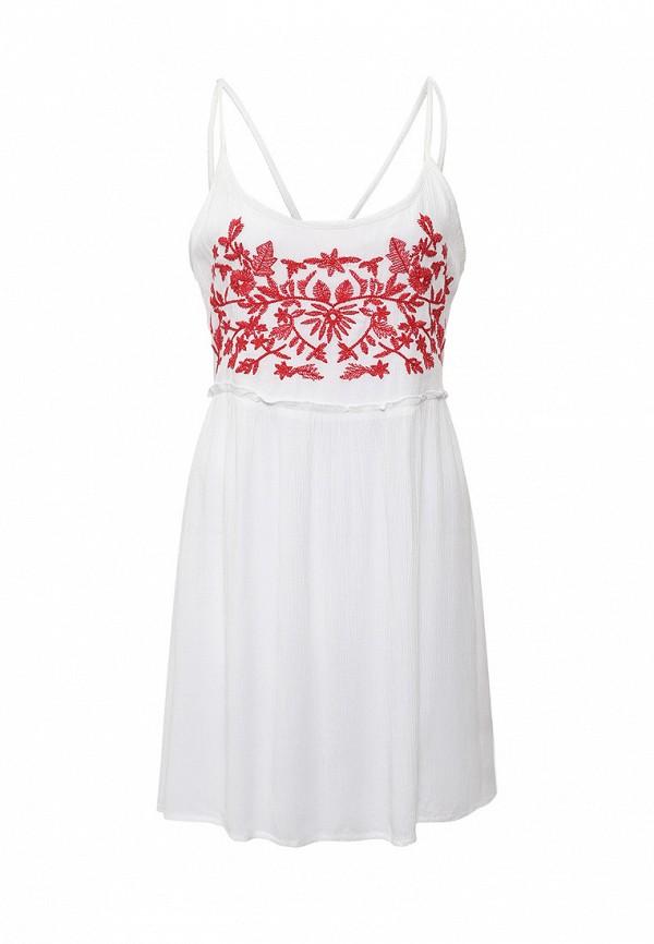 Платье-мини Brave Soul LDRW-298POPPY: изображение 7