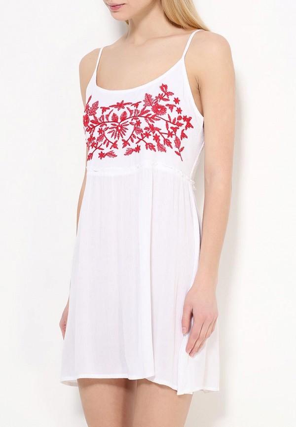Платье-мини Brave Soul LDRW-298POPPY: изображение 9