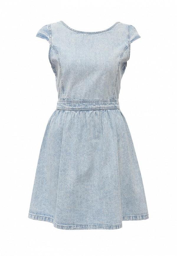 Платье-миди Brave Soul LDRW-264SNOWY: изображение 5