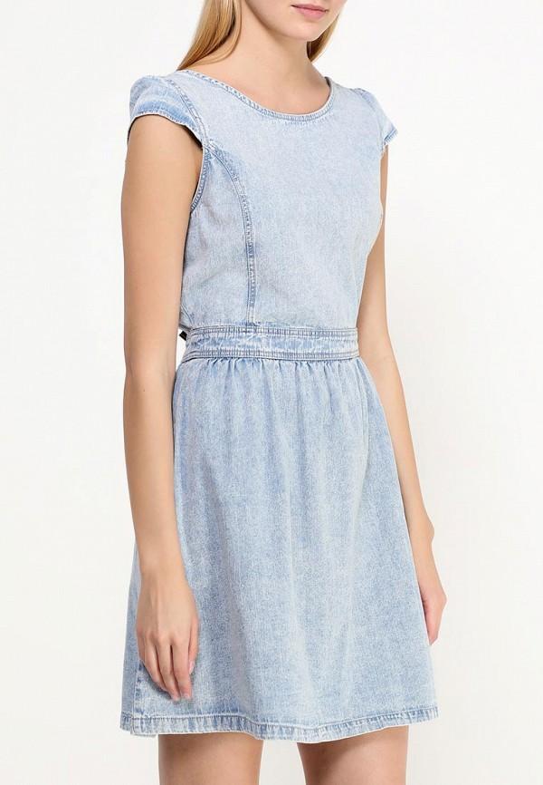 Платье-миди Brave Soul LDRW-264SNOWY: изображение 7