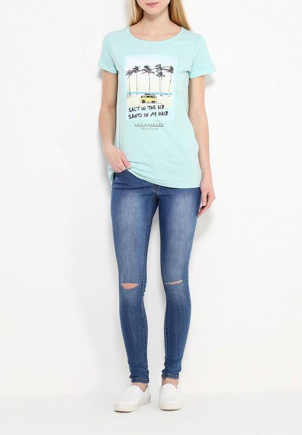 Зауженные джинсы Brave Soul LJN-272ANNADEN: изображение 2