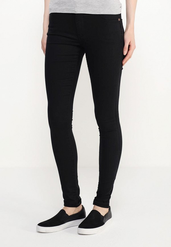 Зауженные джинсы Brave Soul LJN-272JULIABLK: изображение 3