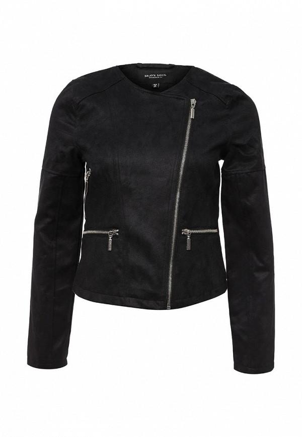 Кожаная куртка Brave Soul LJK-CERI: изображение 1