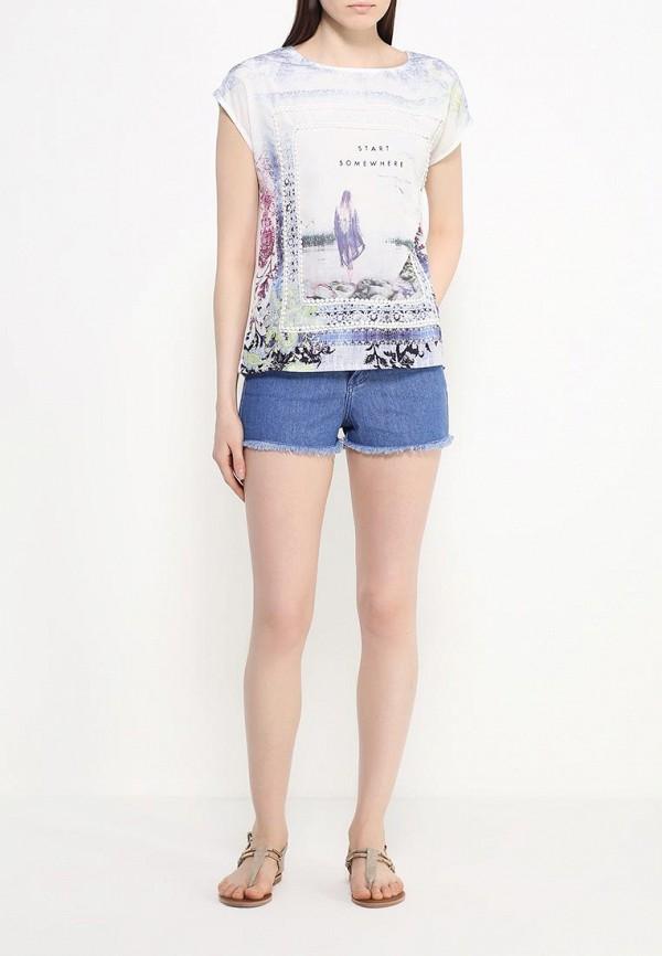 Женские джинсовые шорты Brave Soul LSRD-360FRAYA: изображение 2