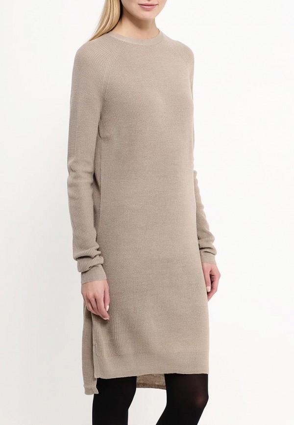 Вязаное платье Brave Soul LK-162GRIZZLY: изображение 3
