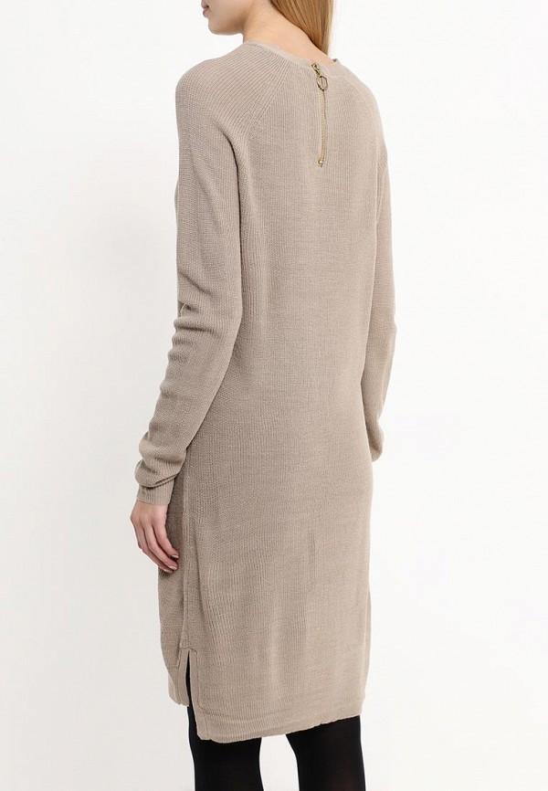 Вязаное платье Brave Soul LK-162GRIZZLY: изображение 4