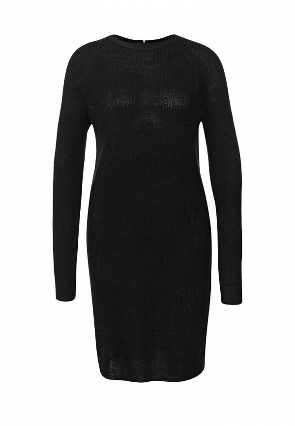 Вязаное платье Brave Soul LK-162GRIZZLY
