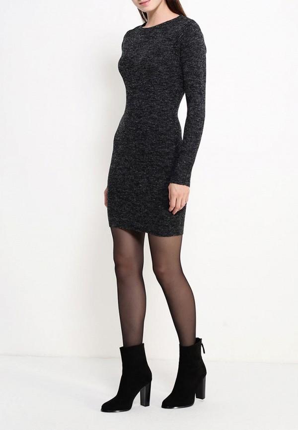 Вязаное платье Brave Soul LK-249WILCOXB: изображение 2