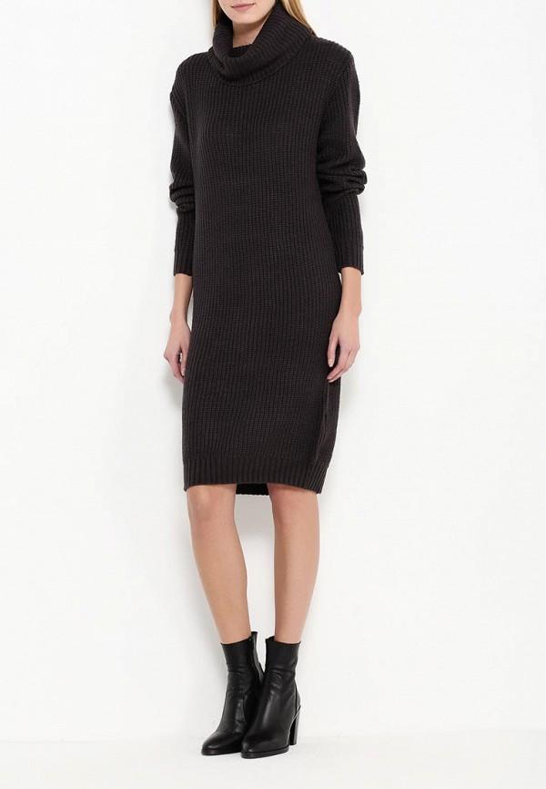 Вязаное платье Brave Soul LK-249DONNA: изображение 4