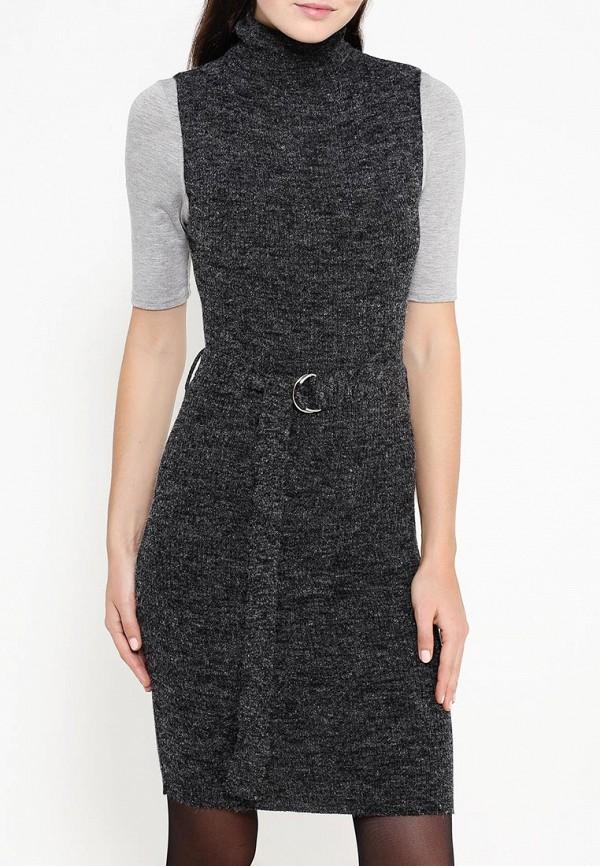 Платье-миди Brave Soul LK-249JERRY: изображение 7