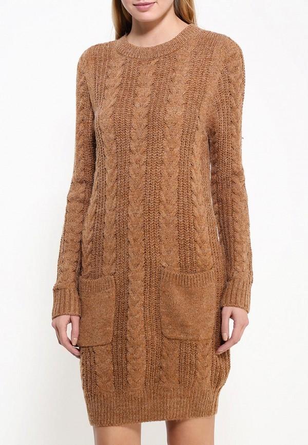 Вязаное платье Brave Soul LK-372ROOSTER: изображение 5