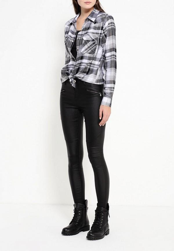 Женские зауженные брюки Brave Soul LJN-272BIKER: изображение 2