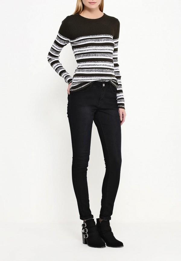 Зауженные джинсы Brave Soul LJN-363ALICEBLK: изображение 2