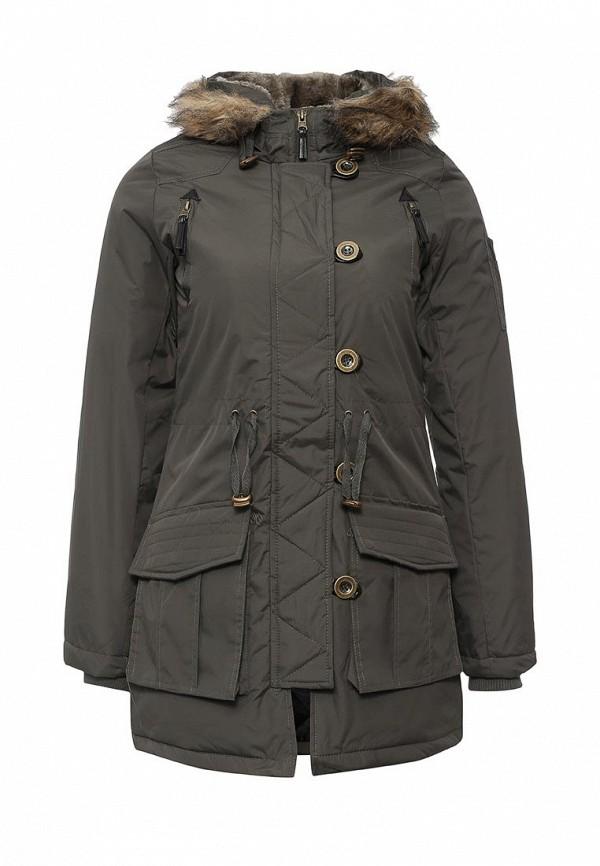 Утепленная куртка Brave Soul LJK-MILITARY