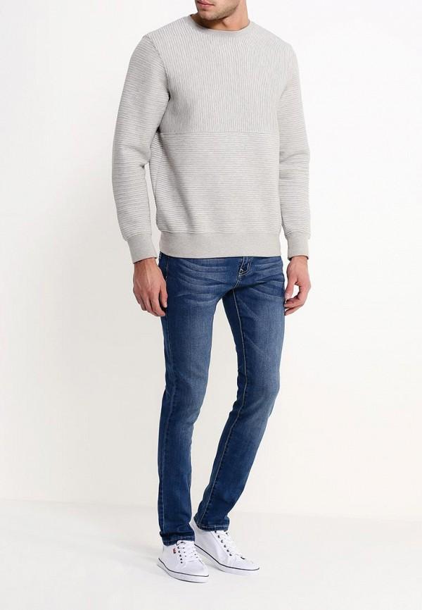Мужские прямые джинсы Bruebeck 67490: изображение 2