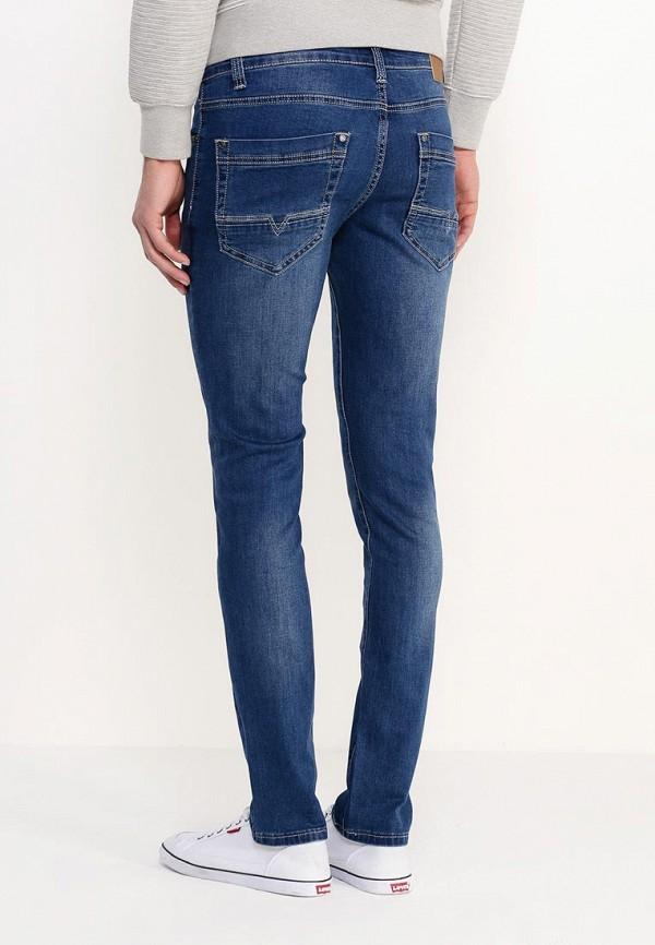 Мужские прямые джинсы Bruebeck 67490: изображение 4