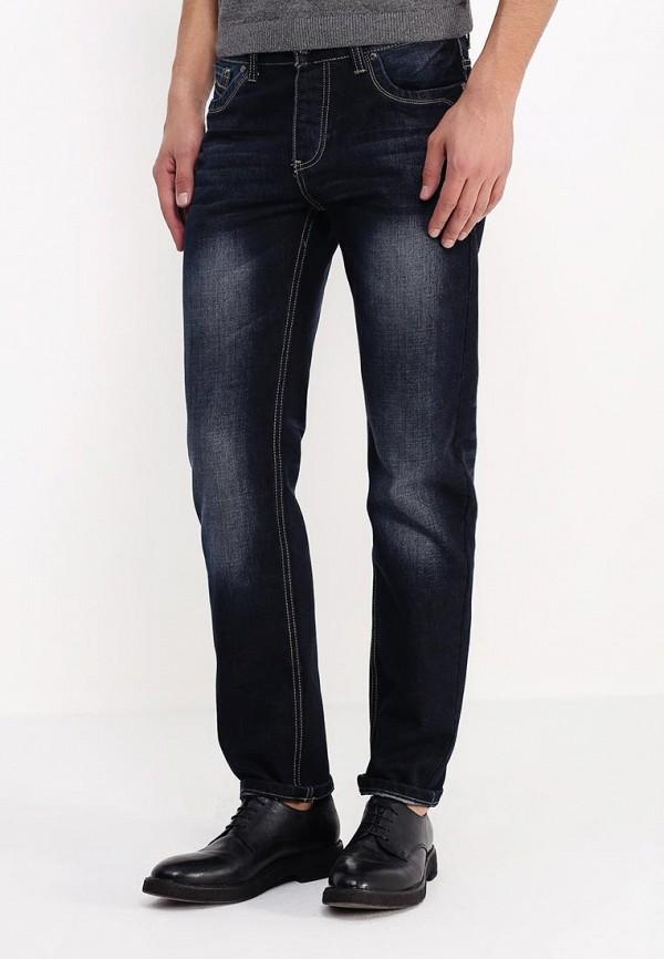 Мужские прямые джинсы Bruebeck 67480: изображение 3