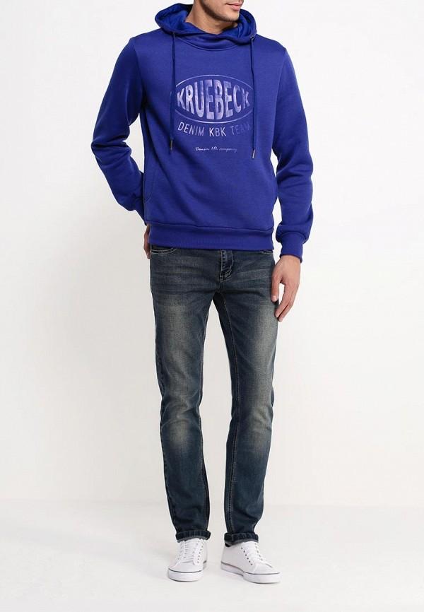 Зауженные джинсы Bruebeck 67520: изображение 2