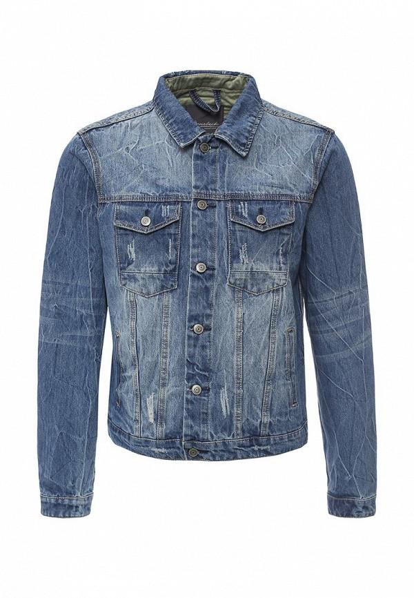 Джинсовая куртка Bruebeck 71680LA