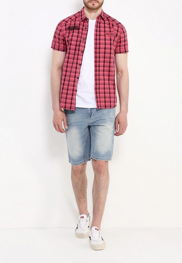 Рубашка с коротким рукавом Bruebeck 70760LA: изображение 3