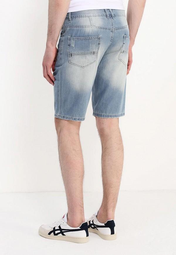 Мужские джинсовые шорты Bruebeck 71450LA: изображение 4