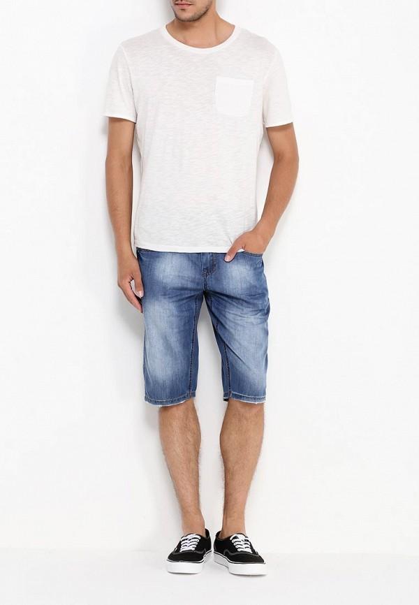 Мужские джинсовые шорты Bruebeck 71670: изображение 2