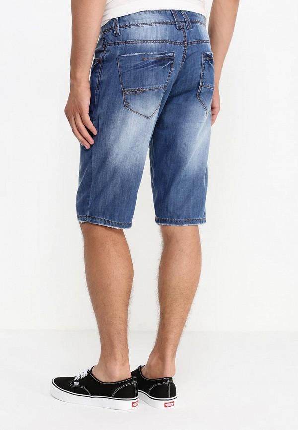 Мужские джинсовые шорты Bruebeck 71670: изображение 4