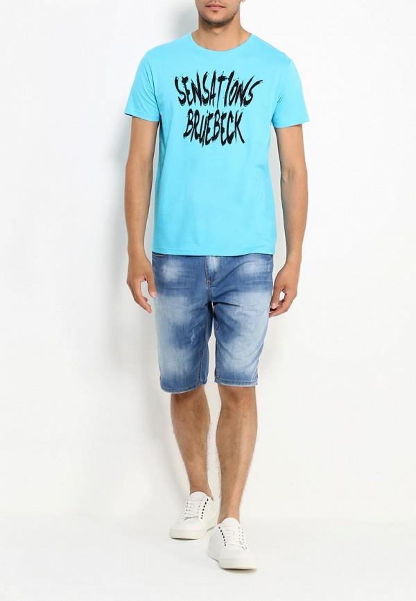Мужские повседневные шорты Bruebeck 71460: изображение 3