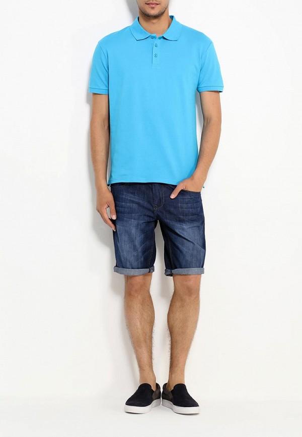 Мужские повседневные шорты Bruebeck 71470: изображение 4