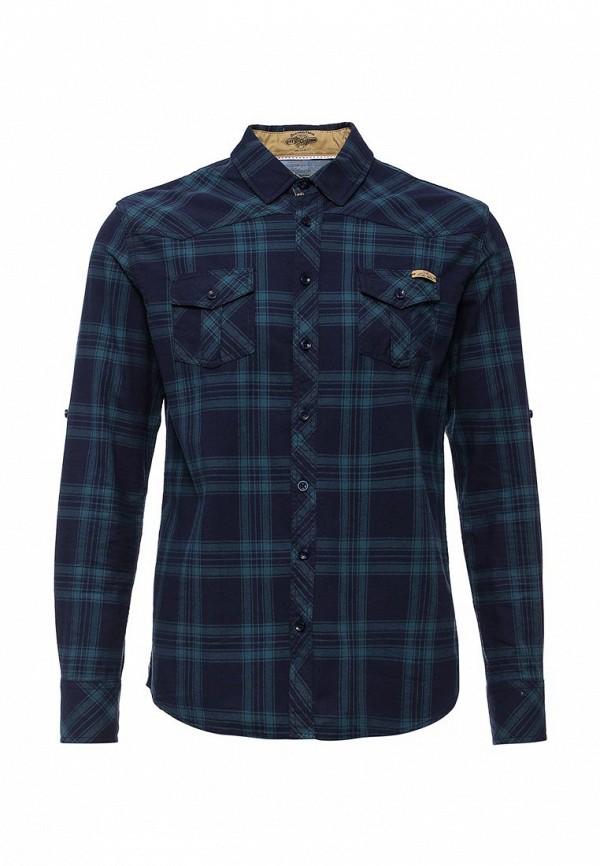 Рубашка с длинным рукавом Bruebeck 59311: изображение 1