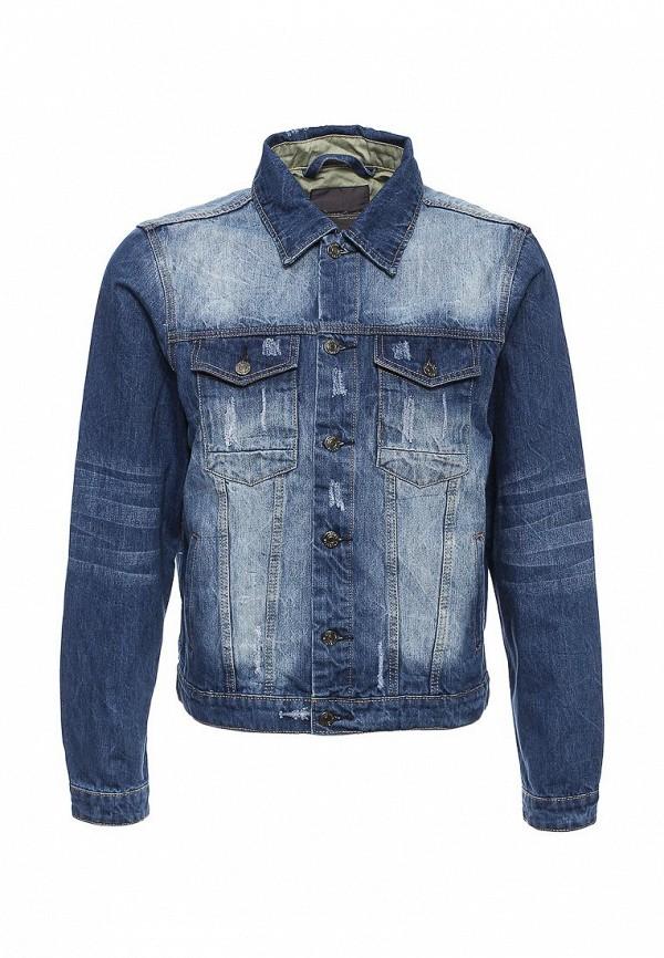 Джинсовая куртка Bruebeck 71680