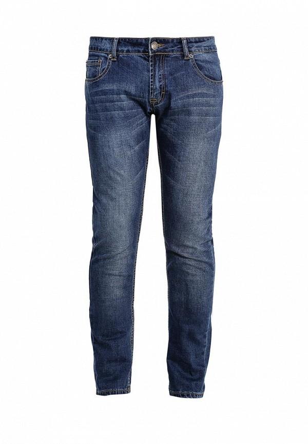 Фото - мужские джинсы Bruebeck синего цвета
