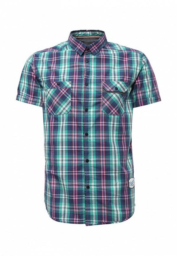 Купить мужскую рубашку Bruebeck разноцветного цвета