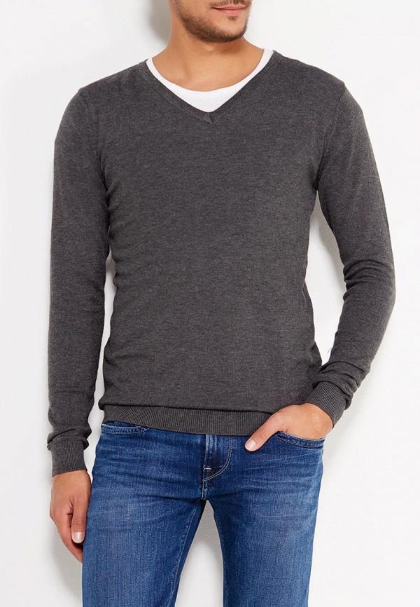 Пуловер Bruebeck Bruebeck BR028EMWTY41 шорты джинсовые bruebeck bruebeck br028emrdf05