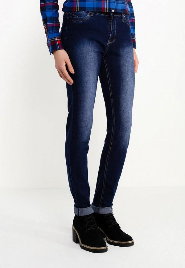 Зауженные джинсы Bruebeck 69440: изображение 3