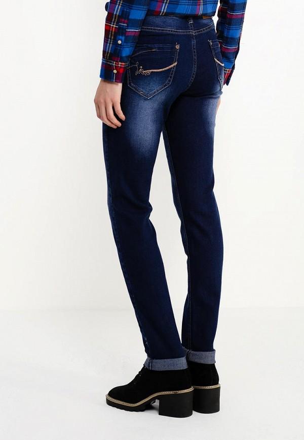 Зауженные джинсы Bruebeck 69440: изображение 4