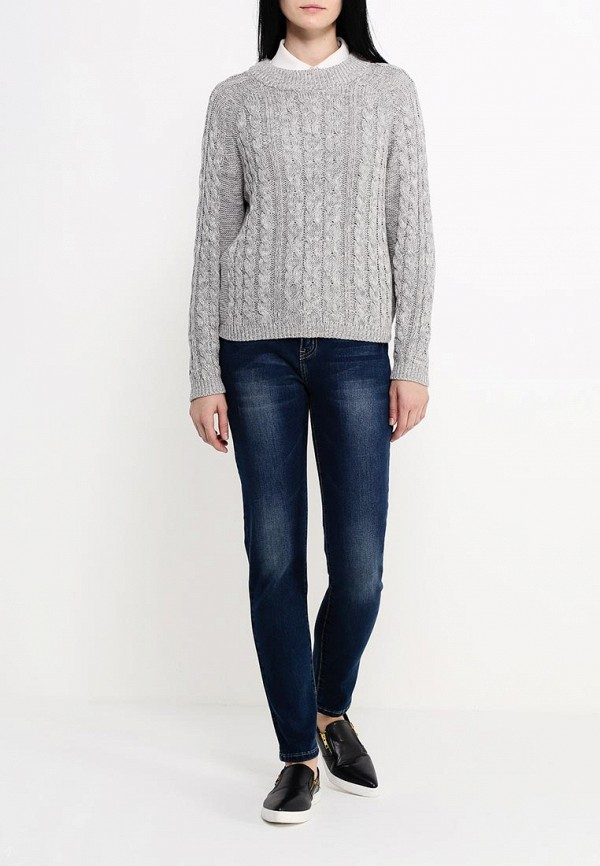 Зауженные джинсы Bruebeck 69450: изображение 2