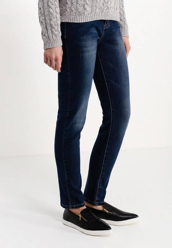Зауженные джинсы Bruebeck 69450: изображение 3